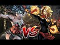 Wonder Woman VS Captain Marvel | Who Wins?