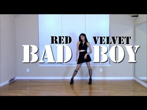 RED VELVET BAD BOY — full dance cover by crystal diamond