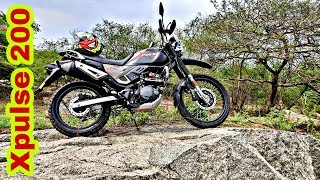 New Hero Xpulse 200 Off Road detailed Review!!