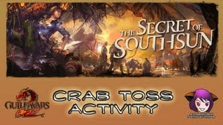 Secret of Southsun – Crab Toss