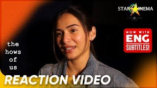 The Hows of Us Reactions | Jennylyn Mercado | 'The Hows of Us'