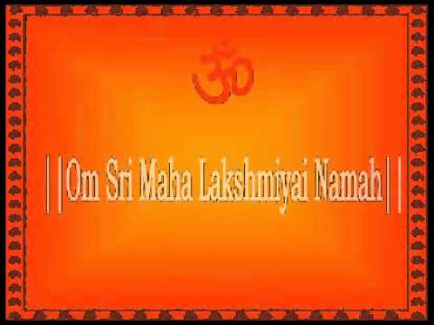 Friday Mantra For Luck And Money - Mantra For Goddess Lakshmi video