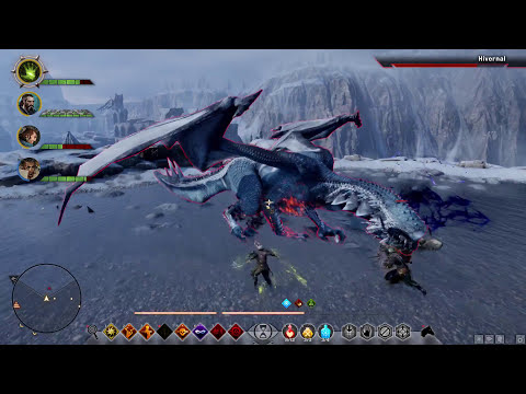 O Hivernal | Dragon Age Inquisition [8/10]