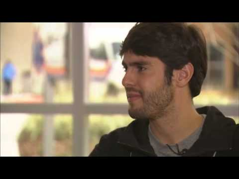 Interview with Orlando City midfielder Kaká