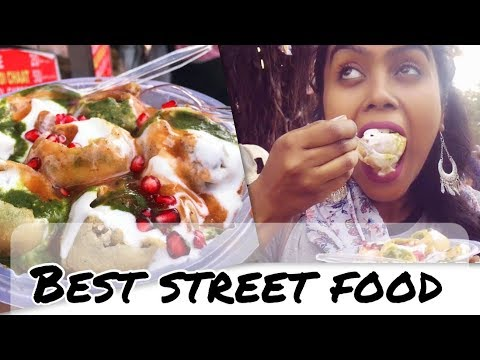 BEST STREET FOOD OF SAROJINI NAGAR YOU MUST TRY | Riya Basu