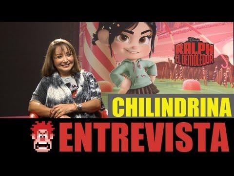 RALPH EL DEMOLEDOR- Entrevista