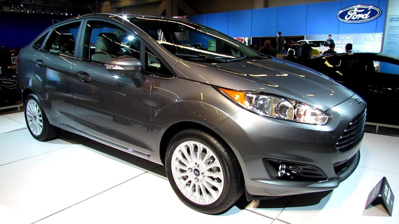 Carros Ford Fiesta 2014 2014 Ford Fiesta Titanium
