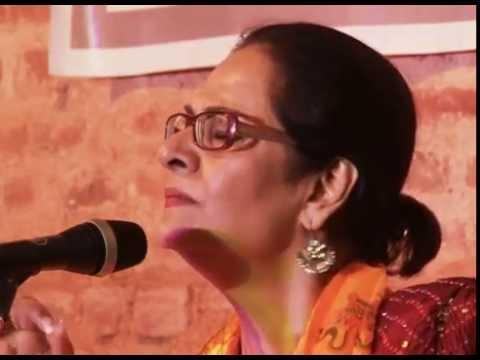 Dasht-e-Tanhaai (LIVE) Tina Sani in Kathmandu