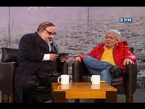 'Beto Tortiz' entrevistó a 'Castañuela' en los cerros de Ate