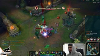 Watch me play League of Legends top rank - Streaming game - Mary Escobedo #2