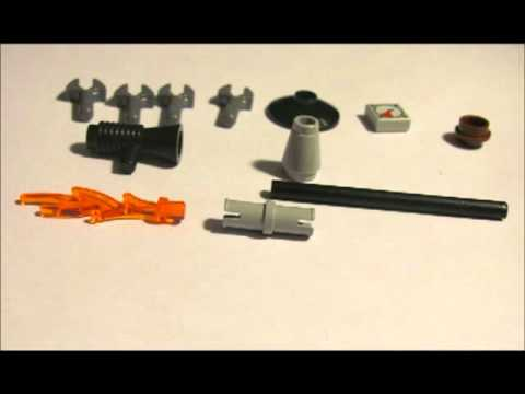 How to make my homemade lego guns youtube