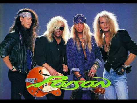 Poison - Strutter ( With Paul Stanley )