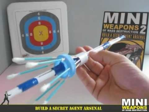 how to make homemade weapons for hunting