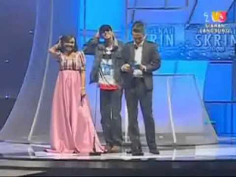 Lawak-Anugerah Skrin 2008 BEST!!!.avi
