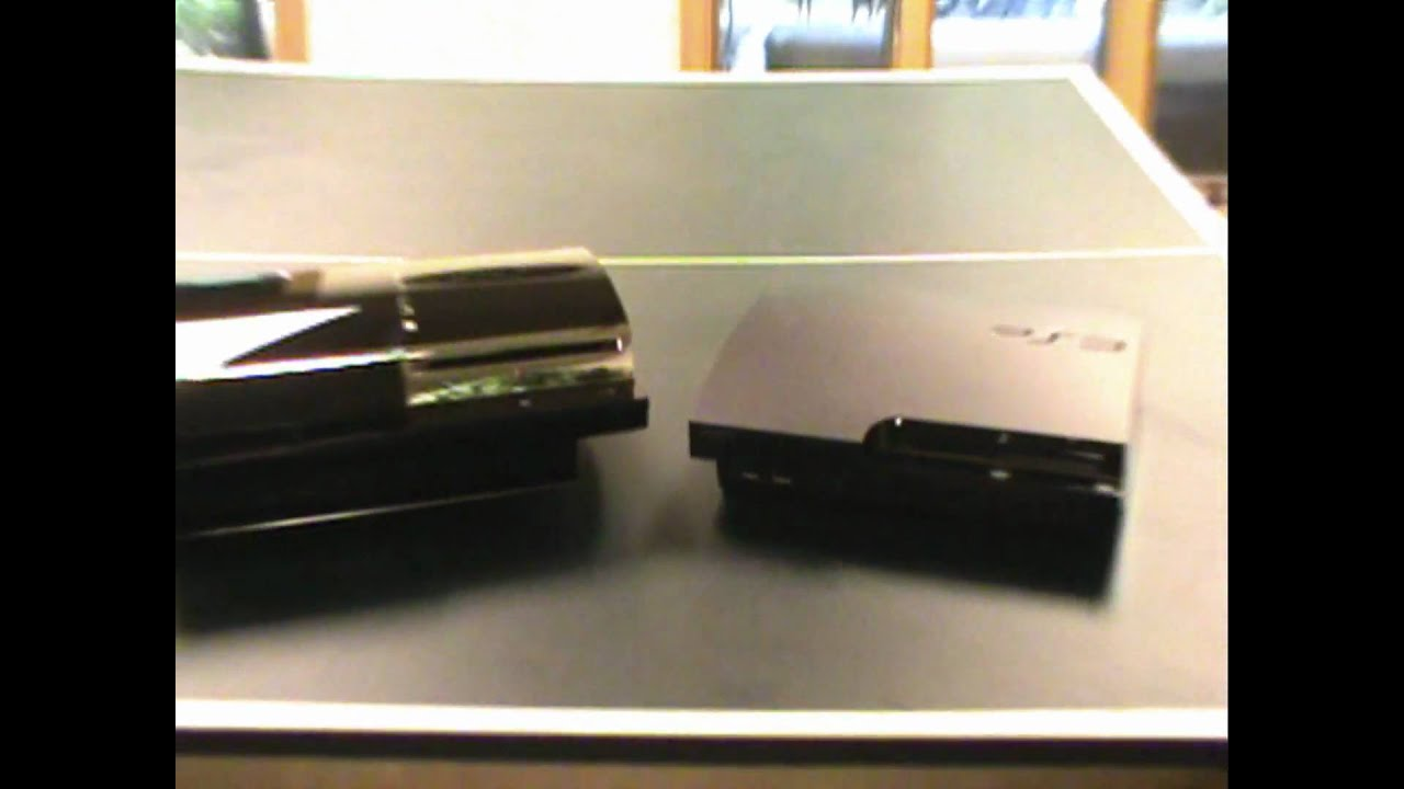 Ps3 Fat Specs Ps3 Slim vs Ps3 Fat