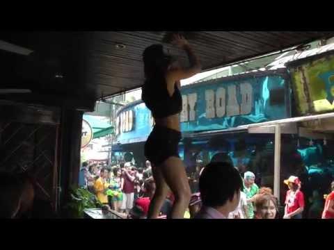 songkran 2014 at soi cowboy bangkok