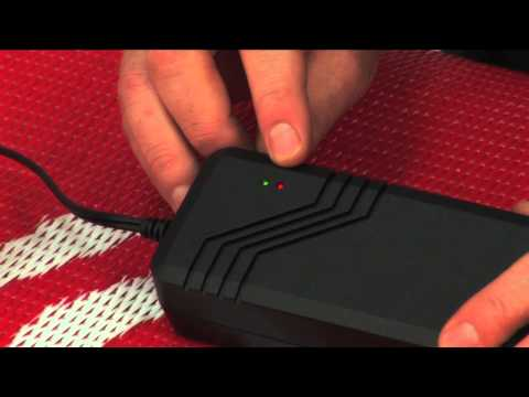 Lights: How to Properly Charge a NiMH Battery & Understand the Charger