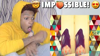 🍑 IMPOSSIBLE CHALLENGE DANCE COMPILATION 🍑 #impossiblewitmarixhttp #impossibledance