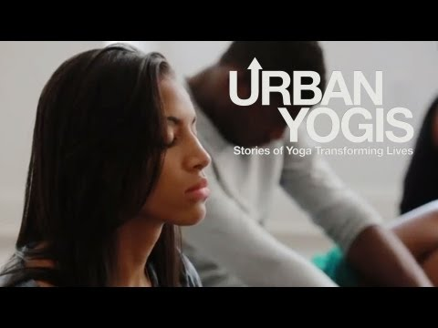 Yoga Transforming Lives | URBAN YOGIS
