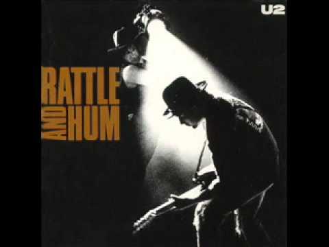U2 - Love Rescue Me