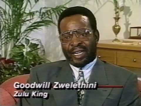 1994: Profile of Zulu nation in Natal