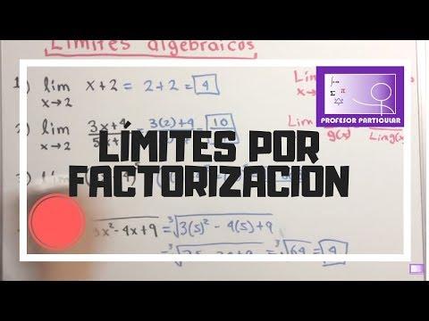 Limites algebraicos 1