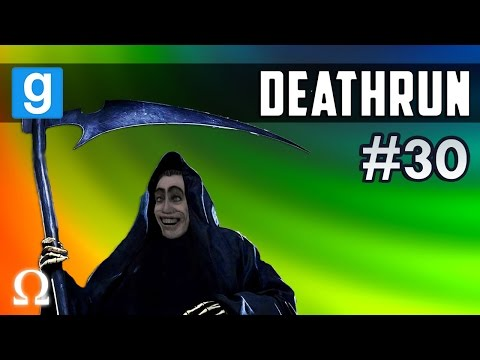 YOUTUBE HIGH SUMMER SCHOOL! | Death Run #30 Garry's Mod Funny Moments
