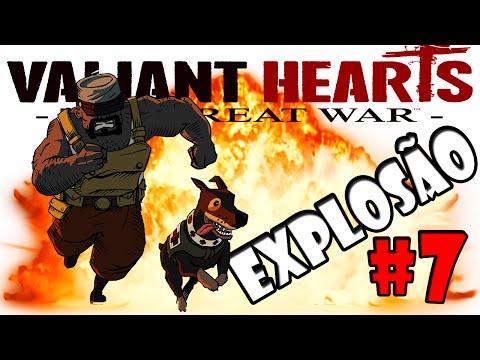 A Grande Explosão - #7 Valiant Hearts the Great War (Legendado Pt-Br)