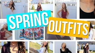 Spring Outfits I