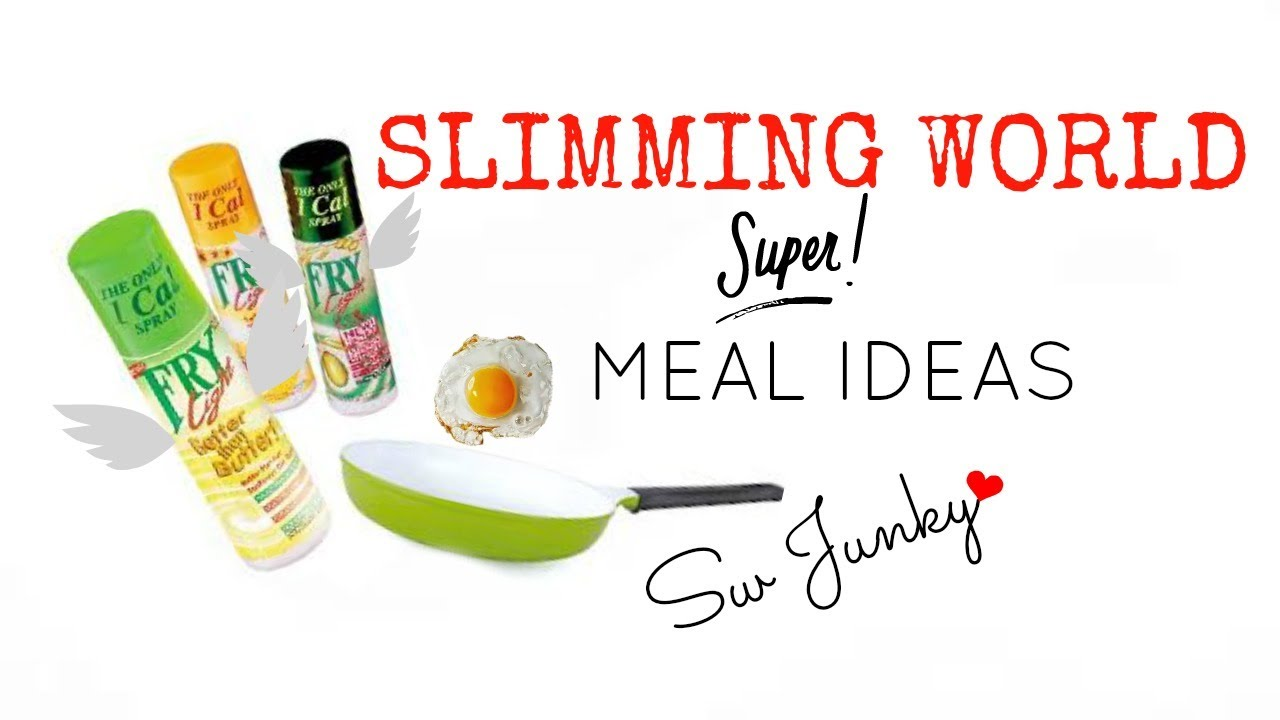 Slimming World Meal Ideas Youtube