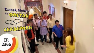 Taarak Mehta Ka Ooltah Chashmah Latest Episode 2365 | Upcoming episode 2366 | Entertainment News