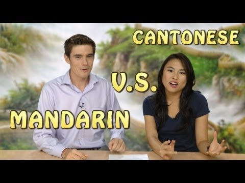 Mandarin VS Cantonese (Feat. Carmen from OTGW) | Learn Chinese Now