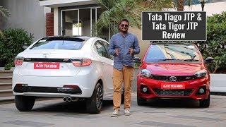 2018 Tata Tiago JTP & Tigor JTP Review | Made in India Performance Cars