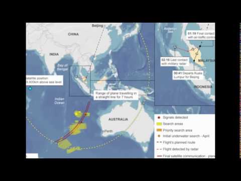 MH370: Search for missing plane to be suspended not shut down