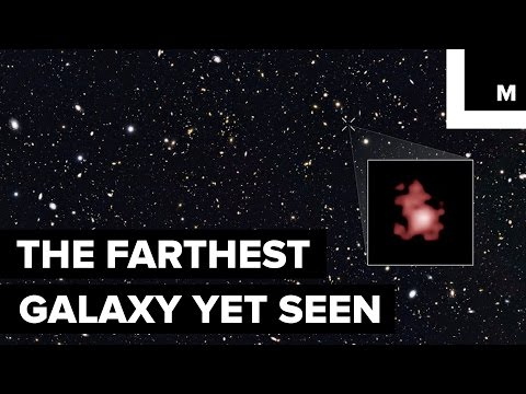 Hubble Telescope Spots the Farthest Galaxy Seen in the Known Universe