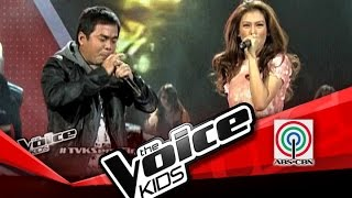 """The Voice Kids Philippines Semi Finals """"I Knew You Were Trouble"""" by Alex Gonzaga & Gloc 9"""