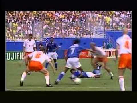 Brazilie Nederland 1994 Nederland Brazilie