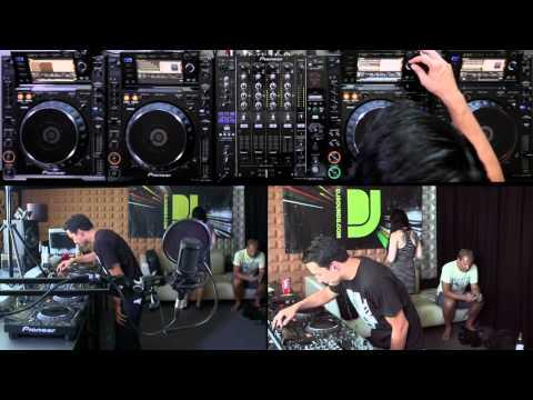 Laidback Luke - Live Set @ DJsounds Show, 2012