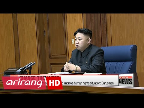 N. Korea needs systematic change to improve human rights situation: Marzuki Darusman