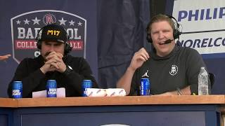 Barstool College Football Show LIVE at Army vs. Navy