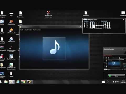 Equalizador gráfico (windows media player)