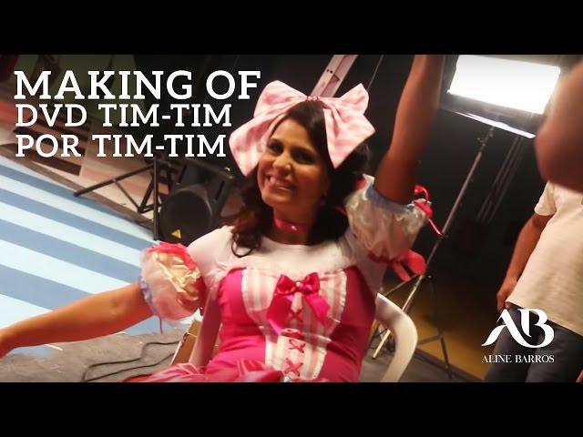 Making of segundo dia de gravação DVD Tim TIm por Tim Tim