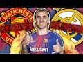 Have Barcelona Agreed A Deal To Sign Antoine Griezmann Next Season Transfer Talk mp3