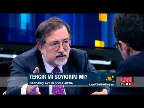 Murat Bardakçı Enver Ayseverin sorularını yanıtladı: Ayk...