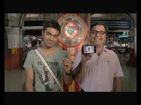 Airtel Rs 1 New Ad -mobile video - Weighing M...