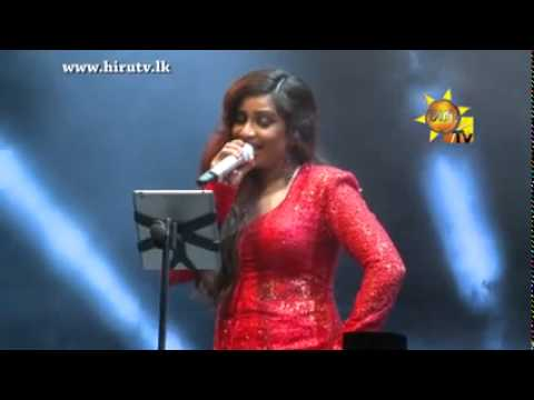 Shreya Ghoshal Singing Sinhala Song - Tikki Tikiri Tikiri Sina video