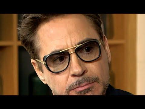 Iron Man & Zemo - Captain America: Robert Downey Jr. & Daniel Brühl - A Taste of Berlin