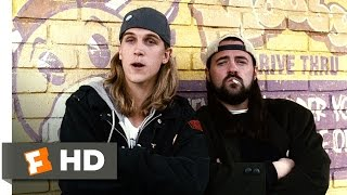 Video clip Clerks II (1/8) Movie CLIP - The New and Improved Jay and Silent Bob (2006) HD