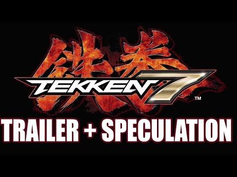 Tekken 7 - Trailer Impressions and Story Speculation