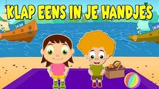 Nederlandse Kinderliedjes | Klap eens in je handjes etc.